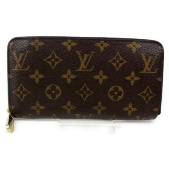 Louis Vuitton Handbags - 100% Auth Louis Vuitton Monogram Zippy Wallet